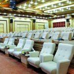 سالن شورای اداری استانداری قزوین